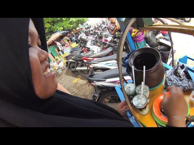 Indonnesia Serpong Street Food 2714 Part.1 Es Dawet Ayu Banjar Negara Pasar SerpongYDXJ0997
