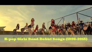Video K-pop Girls Band Debut Songs (1996-2015) download MP3, 3GP, MP4, WEBM, AVI, FLV Agustus 2018
