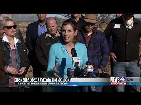 Sen. McSally to visit Nogales/Mariposa Port of Entry