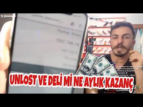 Enes Batur aylık kazancını açıklıyor.
