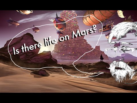Is there Life on Mars? (Book reviews - SPOILERS)