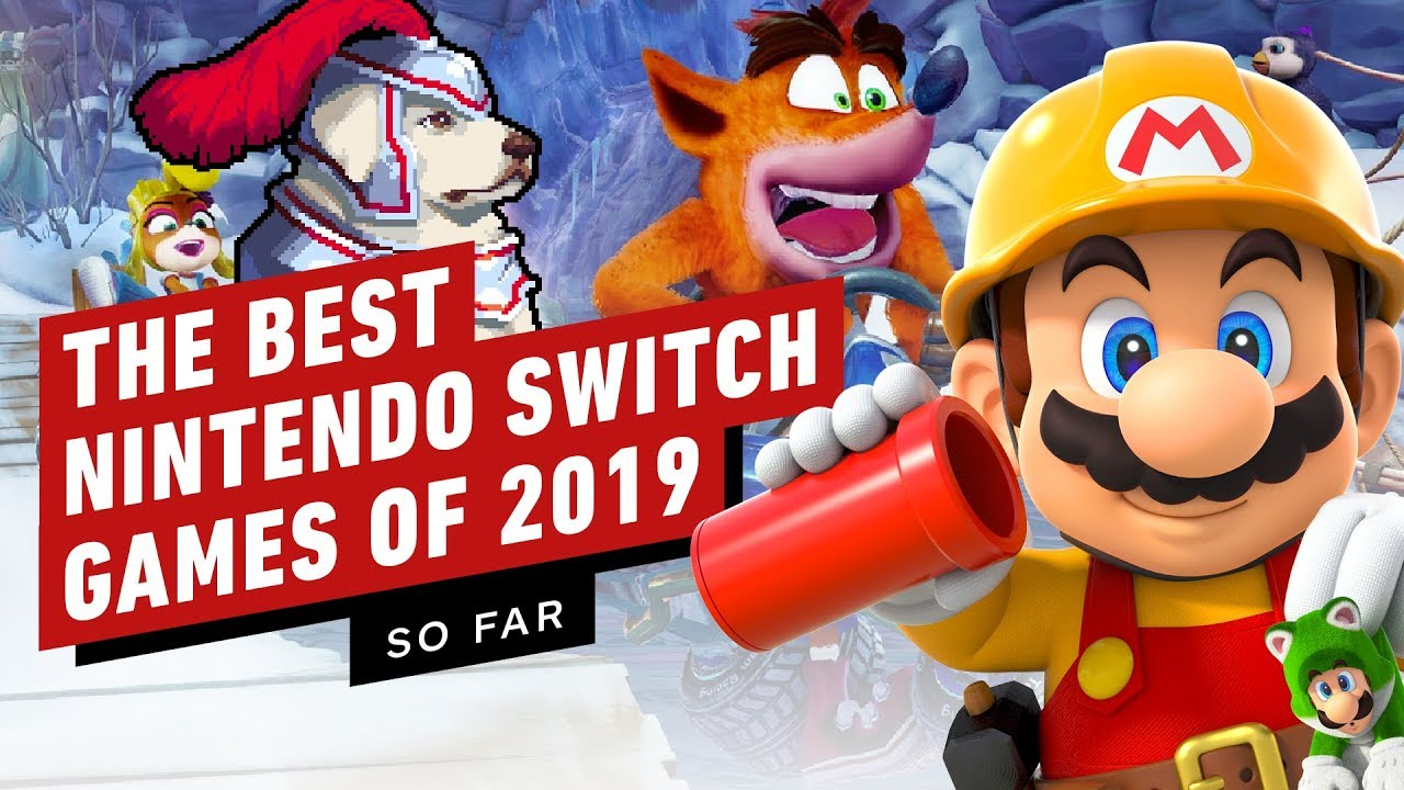 Best Nintendo Switch Games Exclusive To The