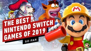 The Best Nintendo Switch Games Of 2019 So Far