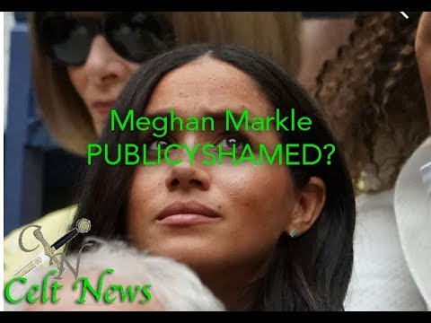 MEGHAN PUBLICY SHAMED by world tennis star Martina? Is she LAZY? And has she CURSED SERENA'S GAMES? |