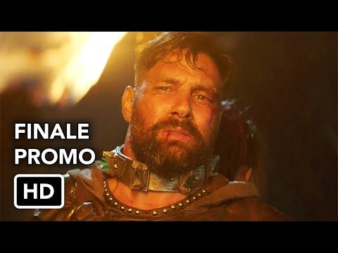 "The Shannara Chronicles 2x09 ""Wilderun"" / 2x10 ""Blood"" Promo (HD) Season Finale"