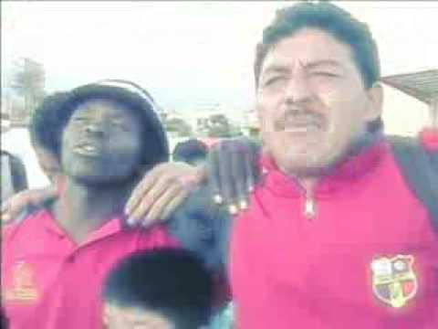 Al Final del partido San Pedro vs Mixco