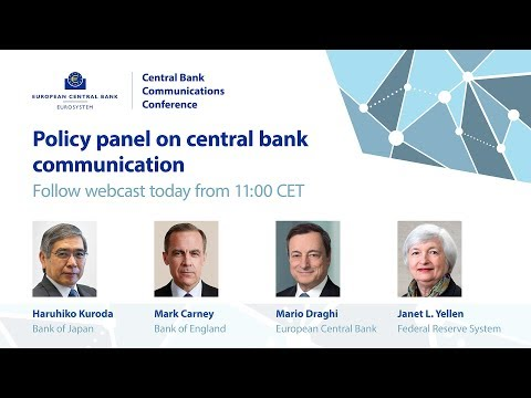 Central Bank Communications Conference - Policy panel - 14 November 2017