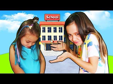 видео: Почему Маша не может пойти В ШКОЛУ? КТО виноват и просит прощения?