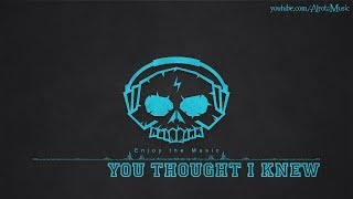 You Thought I Knew by Sebastian Forslund - [Synth Pop Music]