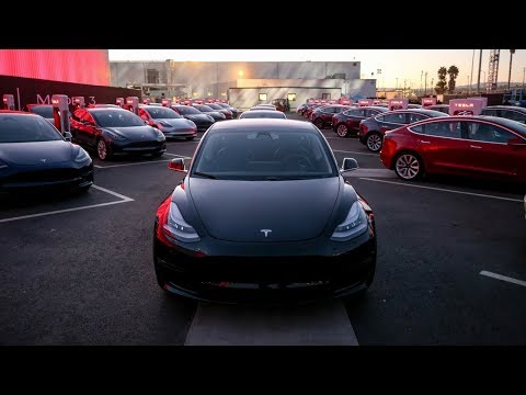 Model 3 Details and LIVE Q&A! - Teslanomics Live July 31, 2017