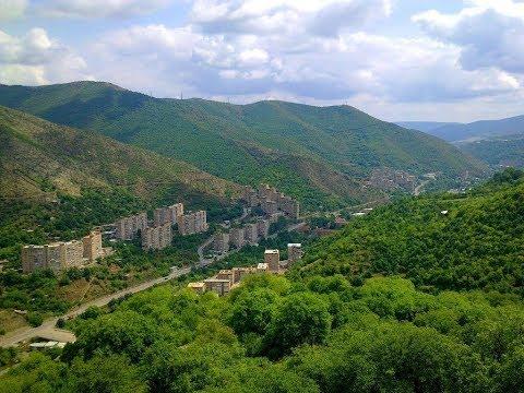Kapan City, Syunik Region, Armenia   Город Капан, Сюникская область, Республика Армения