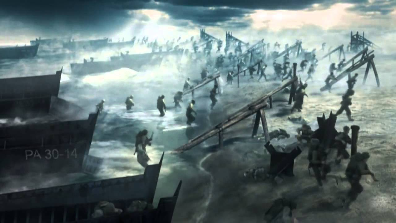 Company Of Heroes 2 The Western Front Armies Intro Movie Youtube