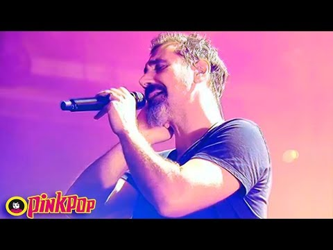 System Of A Down - B.Y.O.B. live PinkPop 2017 HD | 60 fps