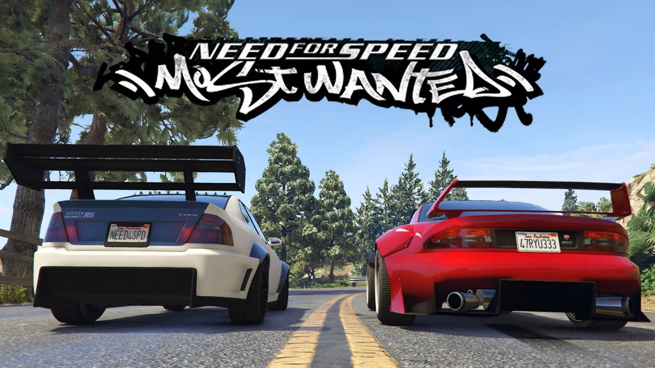 Need for Speed Most Wanted Launch Trailer - YouTube