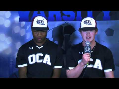 Varsity - Oklahoma Christian Academy Baseball