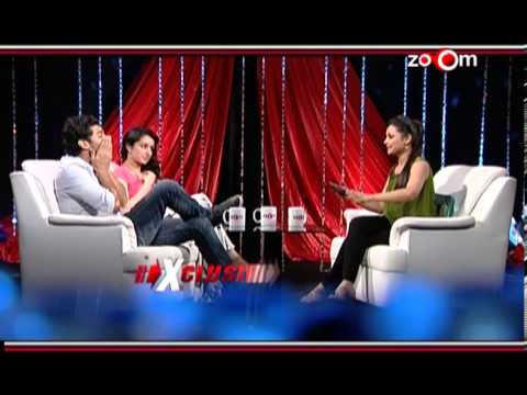 EXCLUSIVE CHAT: with Aashiqui 2 stars Aditya Roy Kapur and Shraddha Kapoor