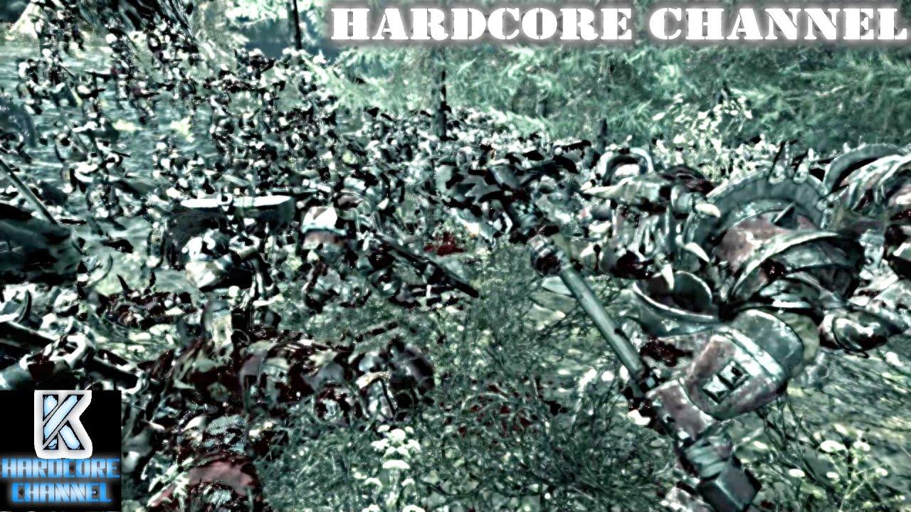 Total War Warhammer - прохождение Hardcore Зверолюди =14= Спутниковая навигация