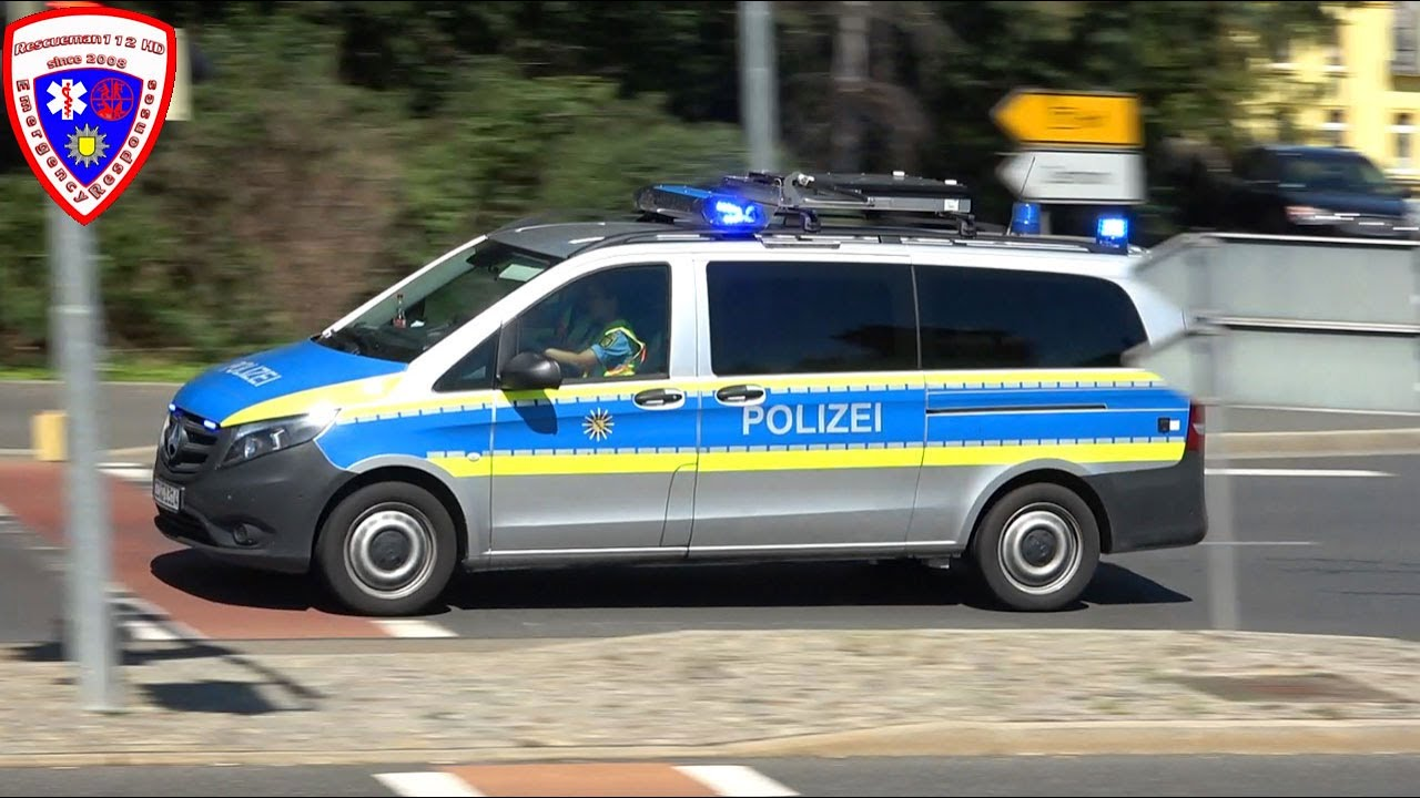 🚔 VuKw Verkehrspolizei unterwegs in Plauen