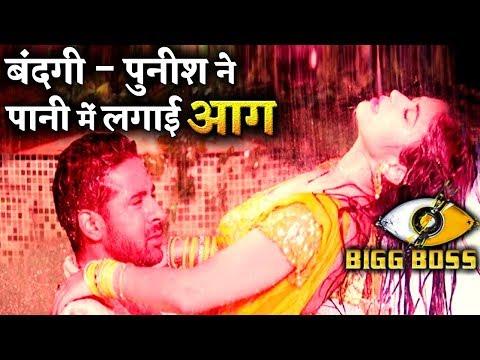 Bigg Boss 11 Grand Finale : Puneesh-Bandagi sizzling dance performance