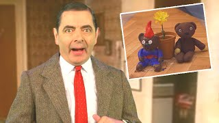 How to Garden with Bean | Handy Bean | Mr Bean Official