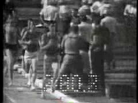 Jim Ryun - Mile World Record 23Jun67