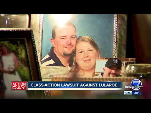 LuLaRoe hit with $1 billion class-action lawsuit