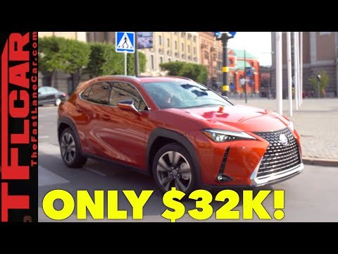 2019 Lexus UX Review: Is A Budget Lexus Any Good?