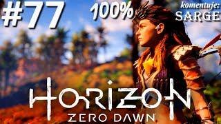 Zagrajmy w Horizon Zero Dawn (100%) odc. 77 - Nadejście cienia