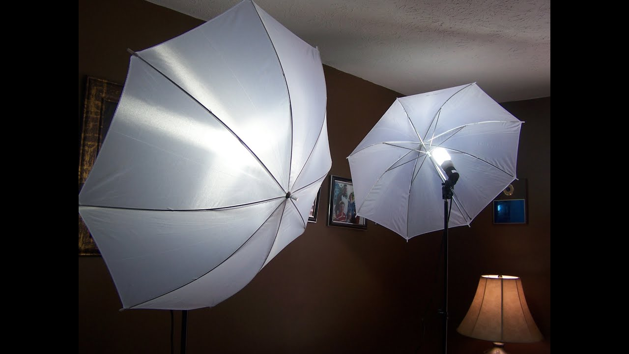 Review 40 00 Limostudio 600w Day Light Umbrella