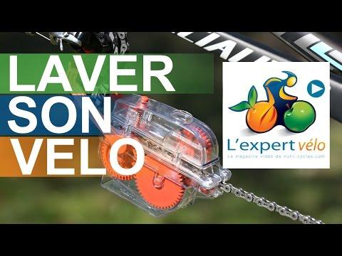 Image de la vidéo Comment nettoyer/laver son vélo de route ? Tutoriel vidéo d'entretien !