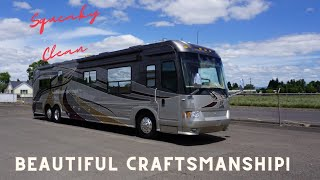 2008 COUNTRY COACH INTRIGUE SQUEAKY CLEAN