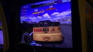 SEGA NASCAR ARCADE - Watkins Glen International