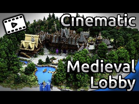 Minecraft Cinematic - Epic Medieval Lobby