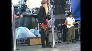 Jeff Beck with ZZ Top - Live and Unreleased! Cotton Bowl Rehearsal 2004!