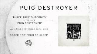 Puig Destroyer- Three True Outcomes