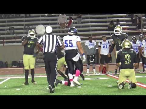 High School Football: Long Beach Poly vs Jordan