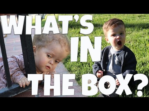 WHAT'S IN THE BOX? VLOG 126