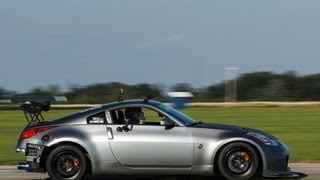 CSCS rd4 350Z SSR 1:18.4 Time Attack.