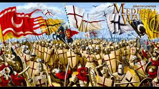 Strategy & Tactics: Medieval Wars | England Campaign | Crusade Theme