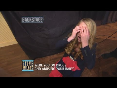What Did You Do To Your Baby? (The Steve Wilkos Show)