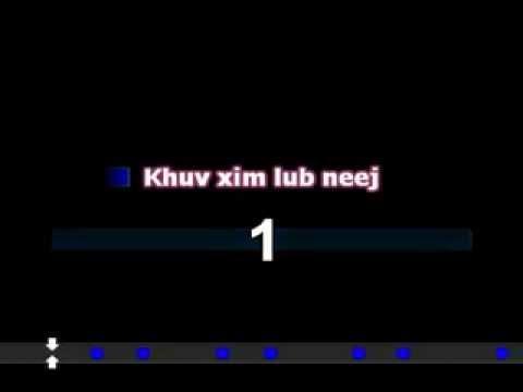 khuv xim lub neej yav dhau instrumental thumbnail