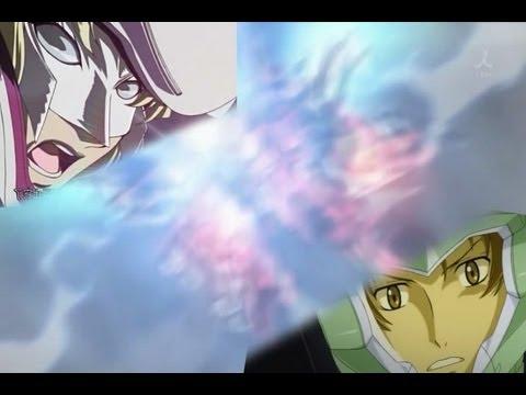 Providence vs Reborns Gundam