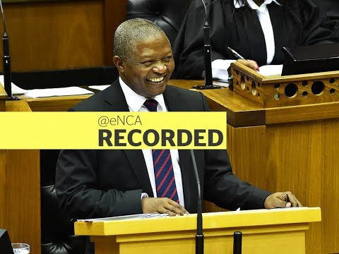 Deputy President David Mabuza to answer questions in Parliament - eNCA