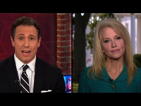 Thumbnail: Cuomo to Conway: What I want is the truth