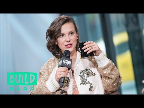 "Millie Bobby Brown's Kiss With Finn Wolfhard Began With A Funny Whisper In ""Stranger Things 2"""