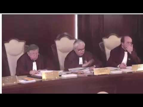 Mihai Tociu la Curtea Constituţională