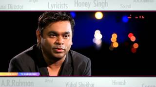 A. R. Rahman describes his journey on World Music Day I MTunes HD