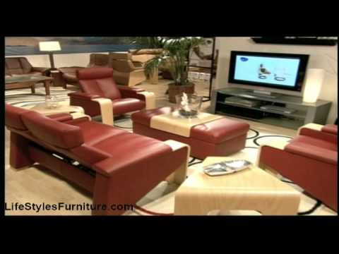 Ekornes® Stressless® Recliner Design   YouTube