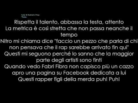 Nitro - Ong Bak ft. Fabri Fibra [Testo]