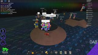 PLAYING WITH A ROBLOX STAR PROGRAM MEMBER(Michaels Mayhem)!!! FOR THE PIZZA PARTY EVENT